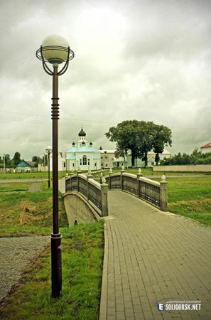 Церковь в Чижевичах