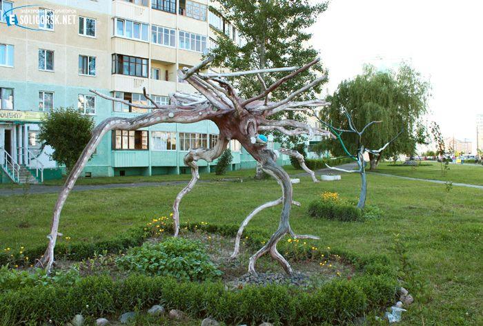 Скульптуры в Солигорске