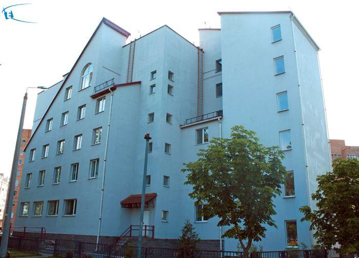 Экономический колледж в Солигорске