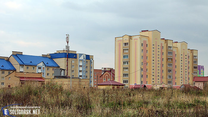 Солигорск микрорайон 18